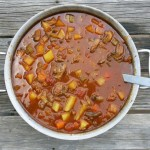 1 Hamburger Harvest Soup