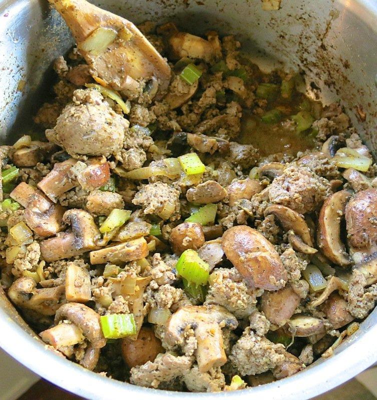 10 Hamburger Harvest Soup