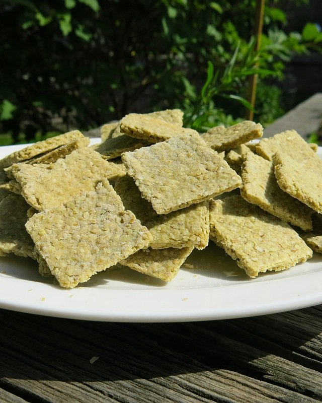 Margaret Semple's Traditional Scottish Oatcakes