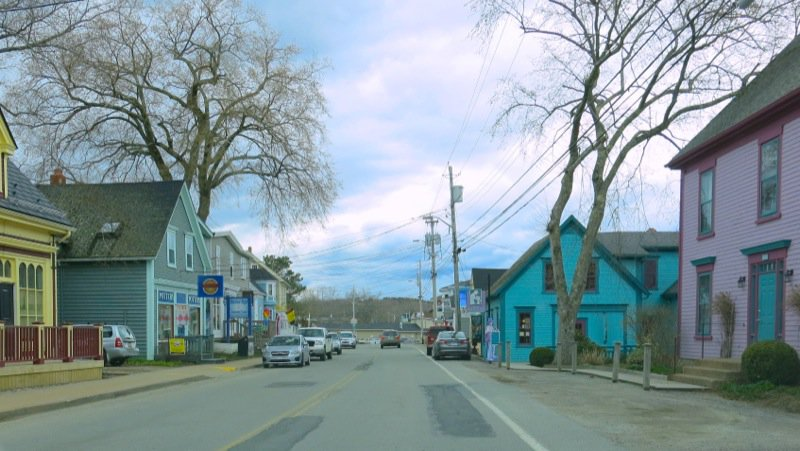 Mahone Bay and Chester