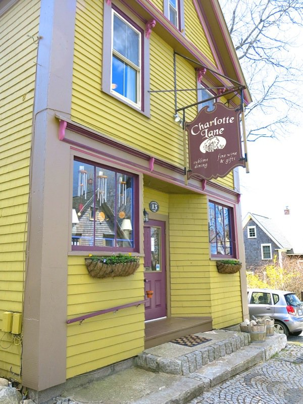 21 Charlotte Lane Cafe Shelburne NS