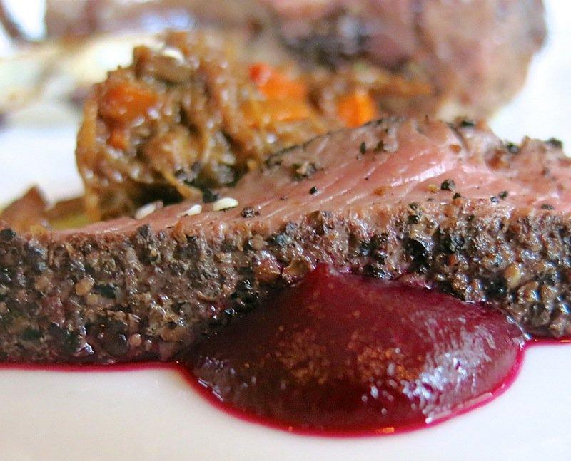 25 Spring Hunt Lamb 3 Ways Chef Shane Chartrand