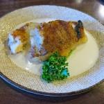 Dinner at Red Cap Restaurant, Pubnico, Nova Scotia