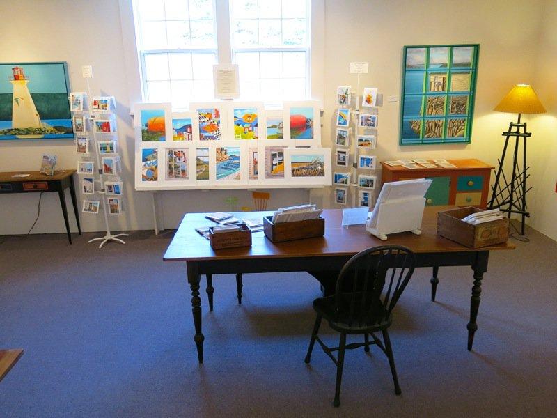 9 Salt Box Gallery
