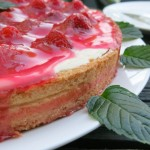 1 French Strawberry Tart