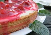 1 French Strawberry Tart