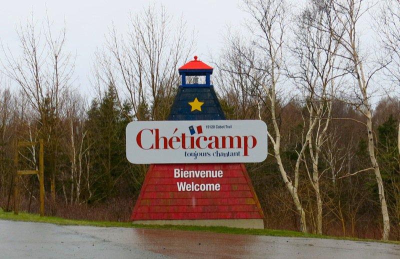 2 Cheticamp