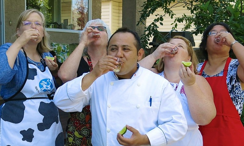27 Mexican Cooking Class Salud