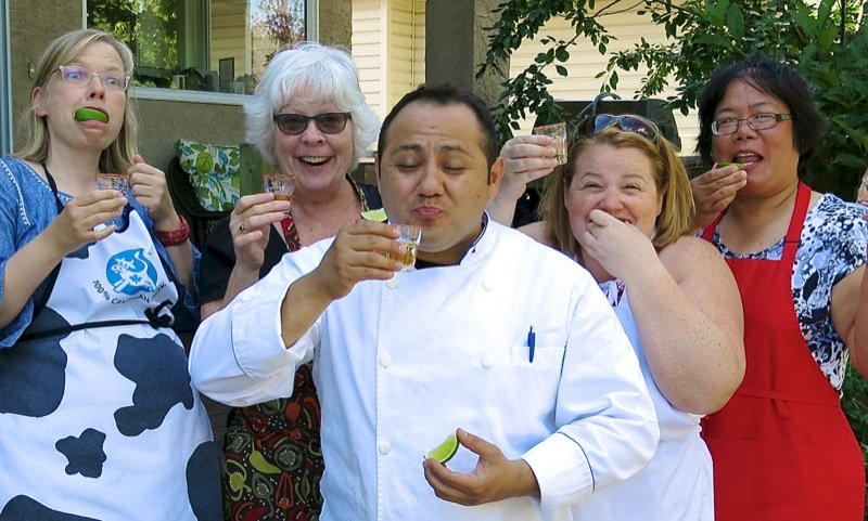 29 Mexican Cooking Class Salud