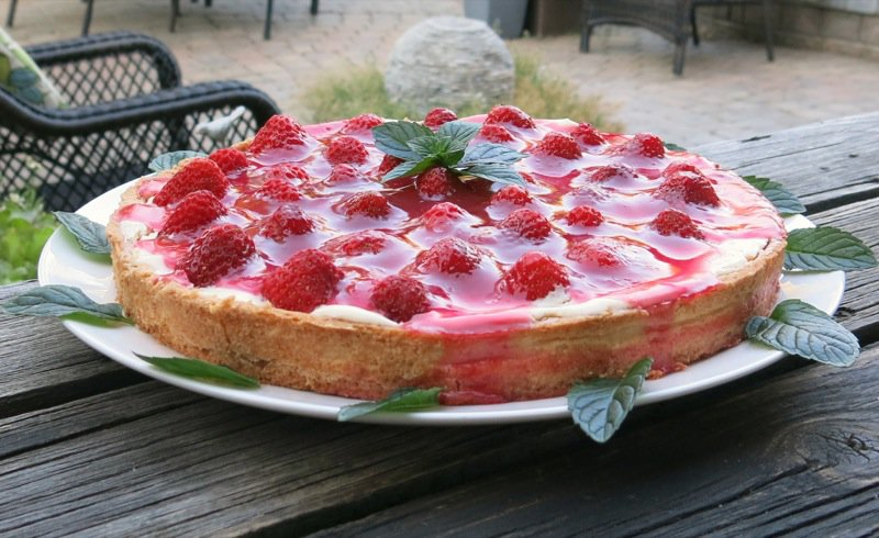 2a French Strawberry Tart