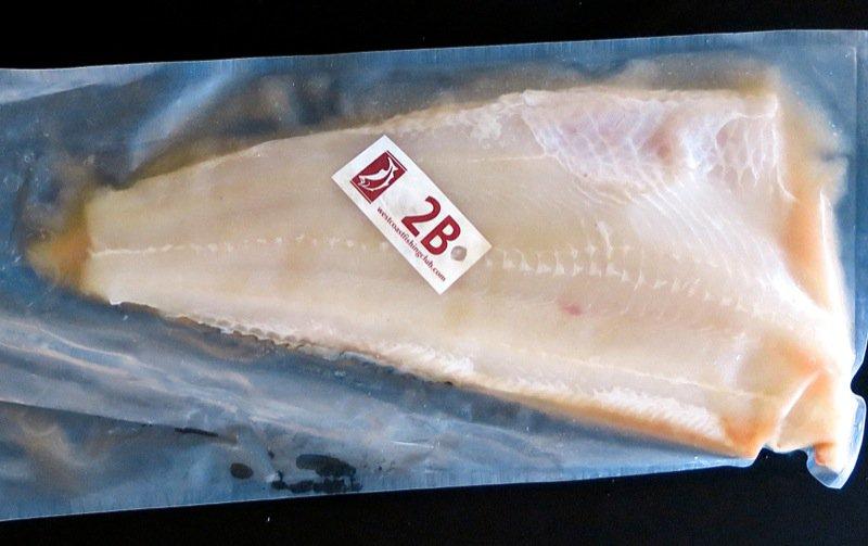 3 Ling Cod Fillet