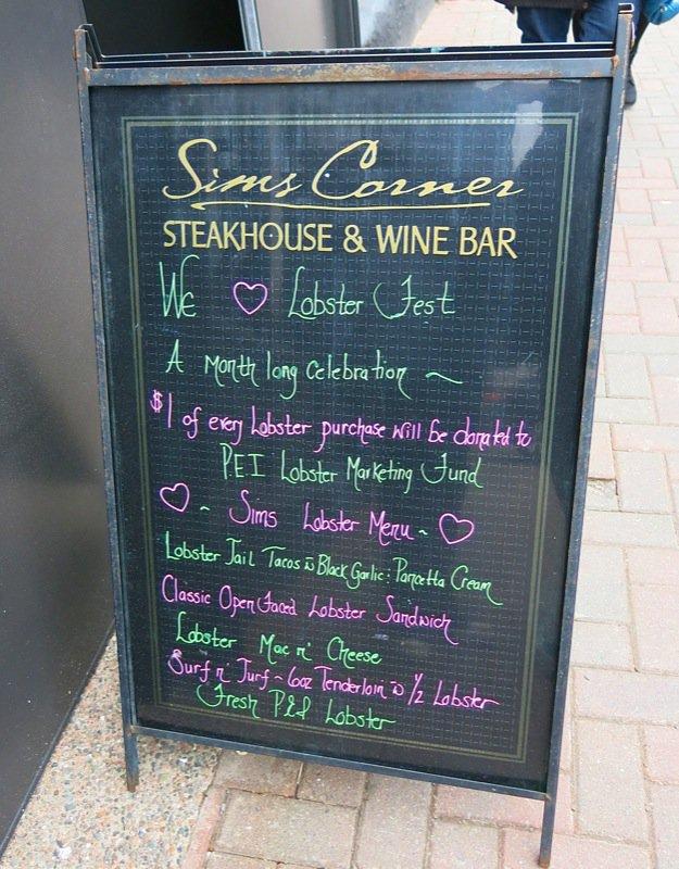 3 Sims Oyster Bar PEI