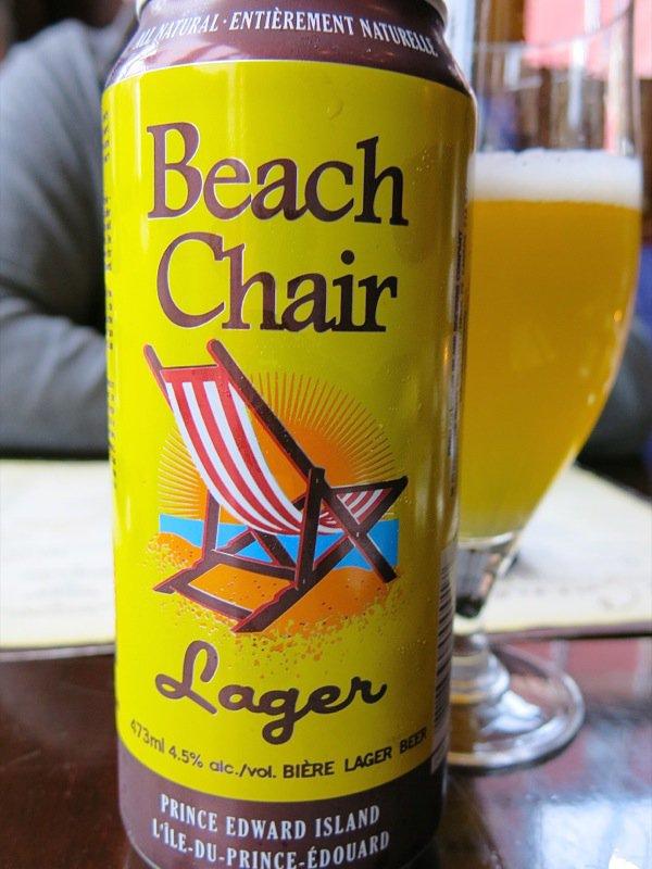 6 Beach Chair Lager PEI