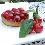 Pucker Up 2014: Sour Cherry Tarts with Marzipan