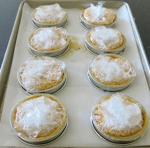 13 French Tart Pastry