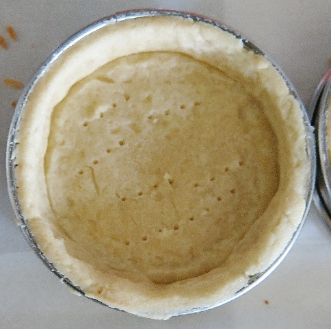 16 French Tart Pastry