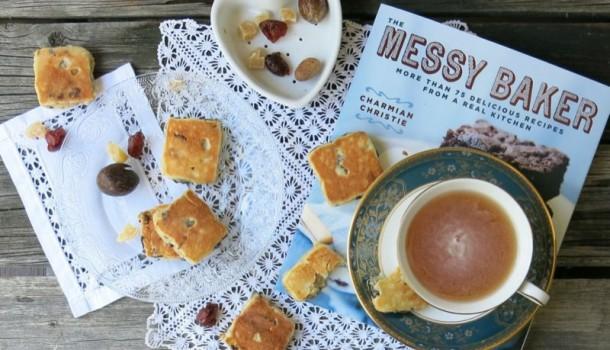 The Messy Baker Cookbook: Welsh Griddle Cakes