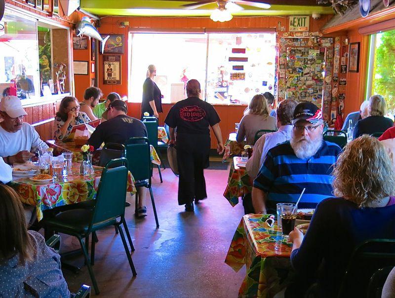 11 Red Iguana Salt Lake City