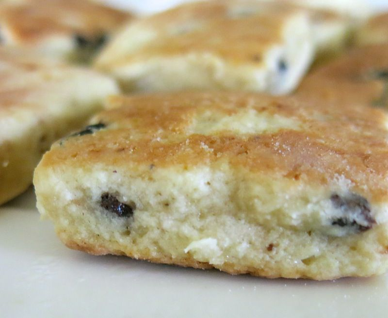 18 Welsh Griddle Cakes