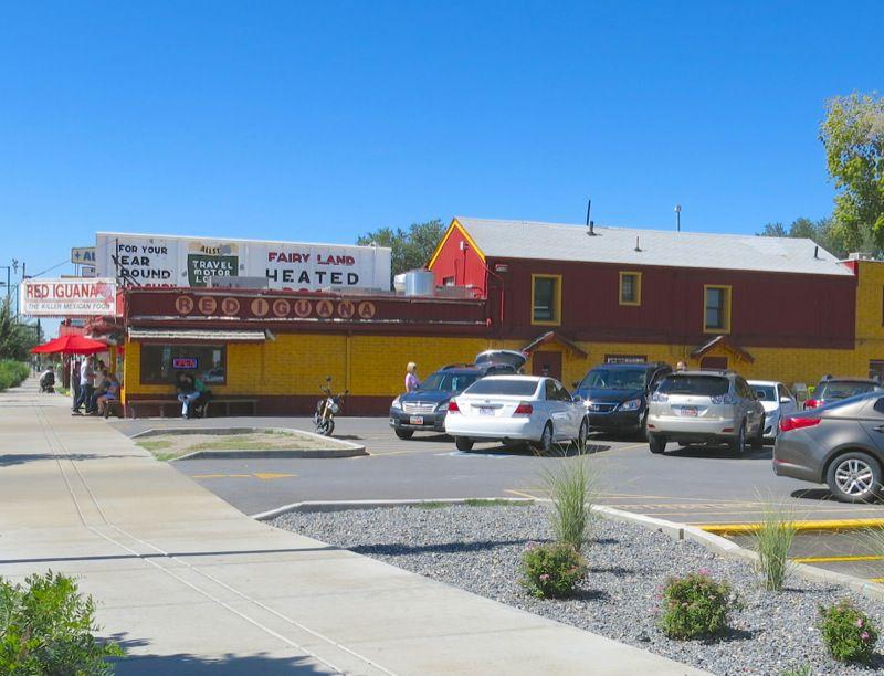 2 Red Iguana Salt Lake City