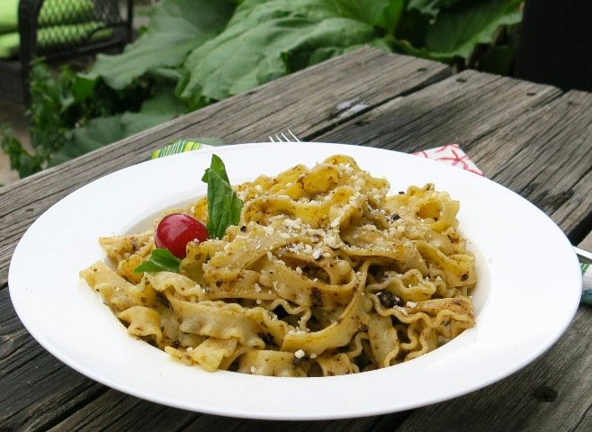 3 Sour Cherry Pesto