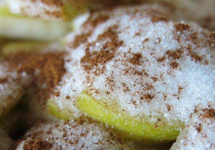 4 BC Bartlett Pear Crisp