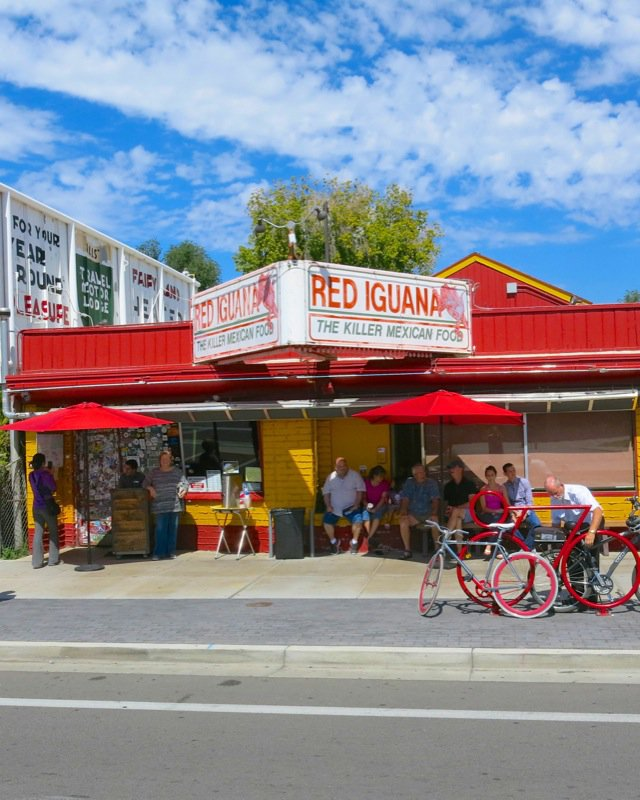 4 Red Iguana