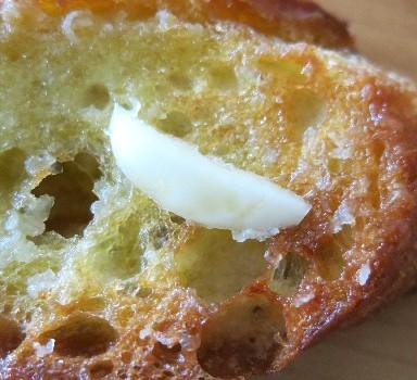 Basic Garlic Bruschetta
