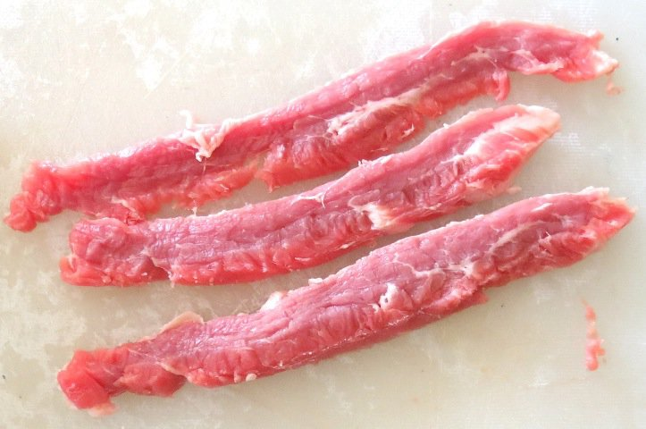 5 Beef Flank Steak Sliced Thinly