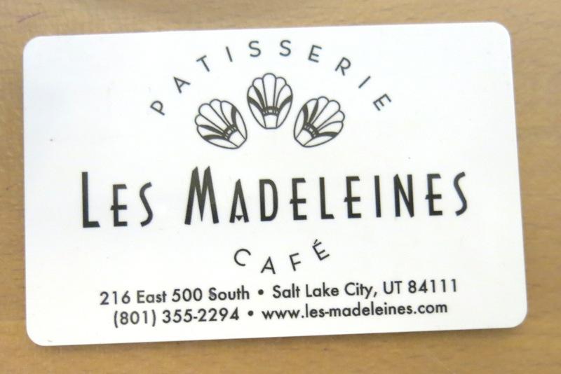 5 Les Madeleines SLC