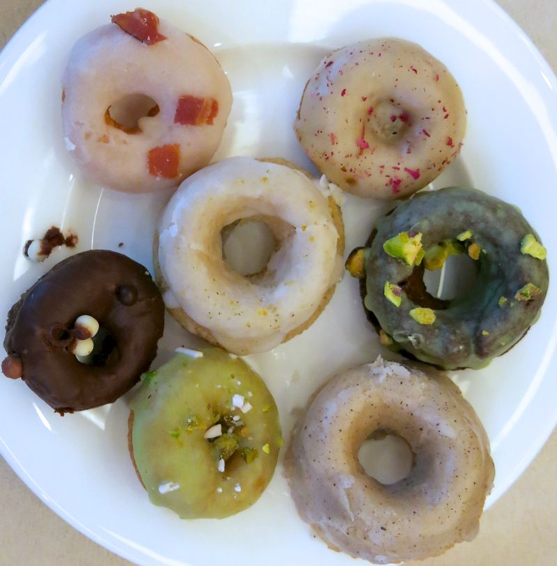 7 Donuts FBC2014