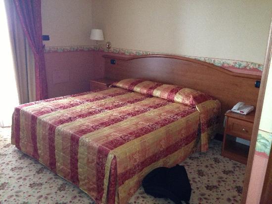 Vald Hotel room