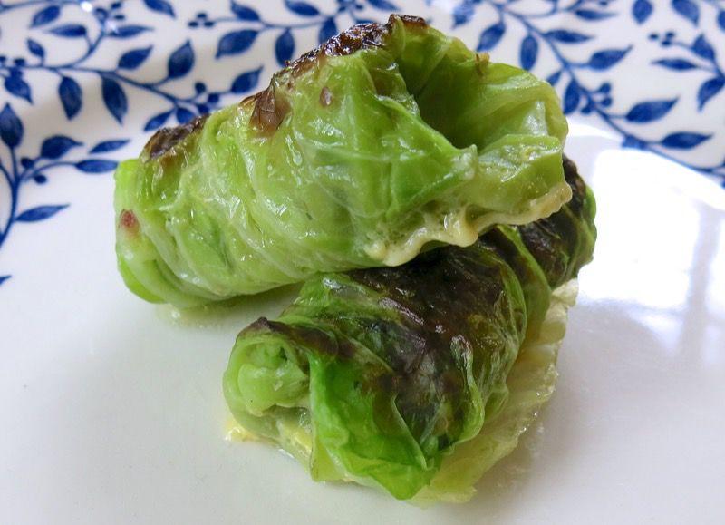 2 Caponet Piemontese Cabbage Rolls