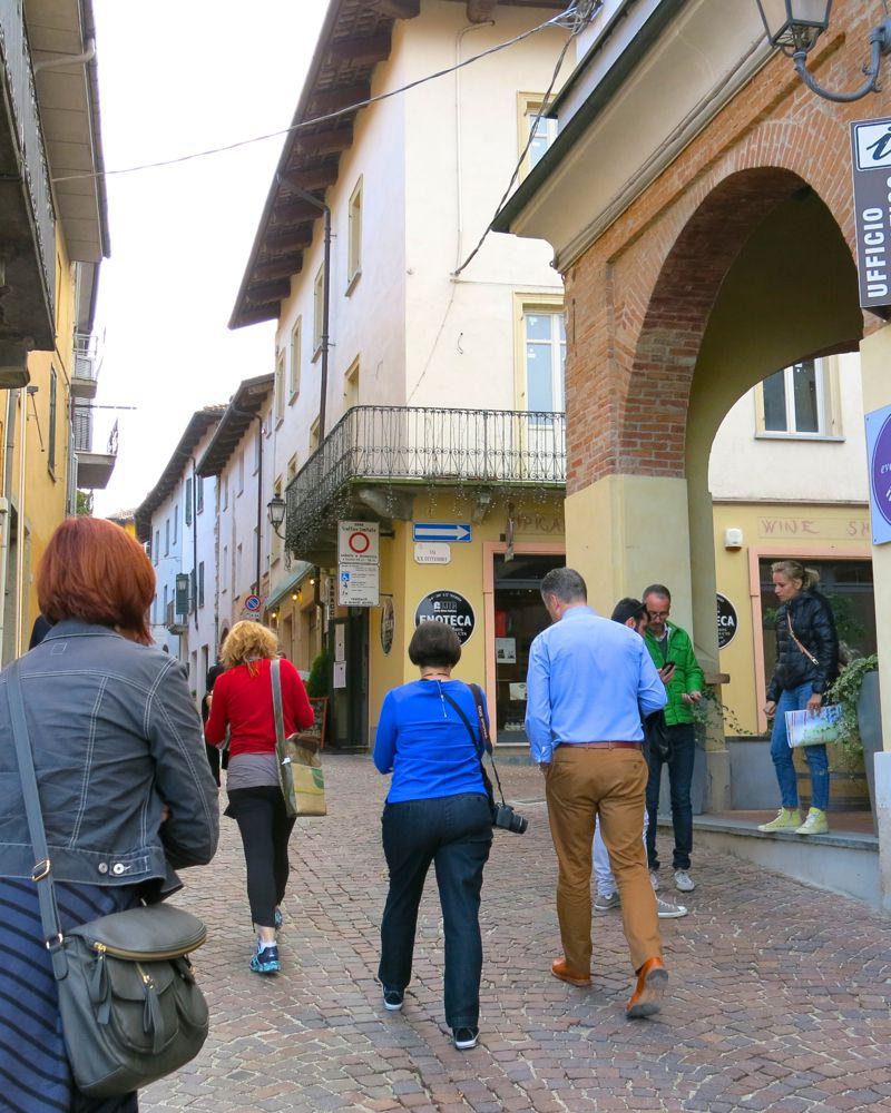 2 More e Macine in La Morra Italy