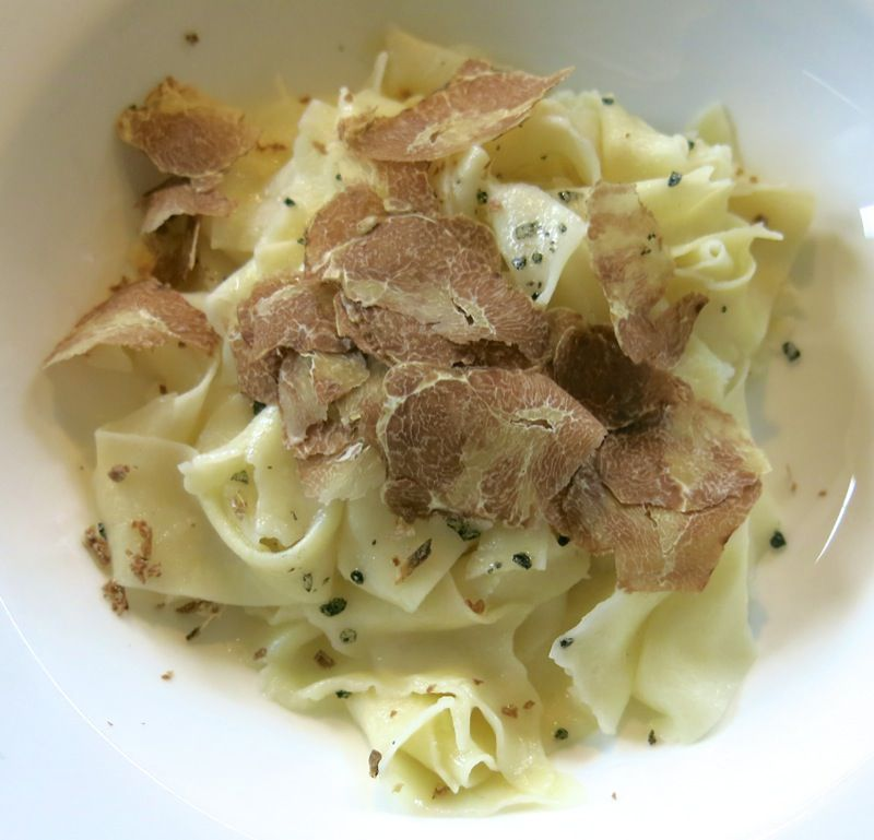 51 White Truffle Pasta