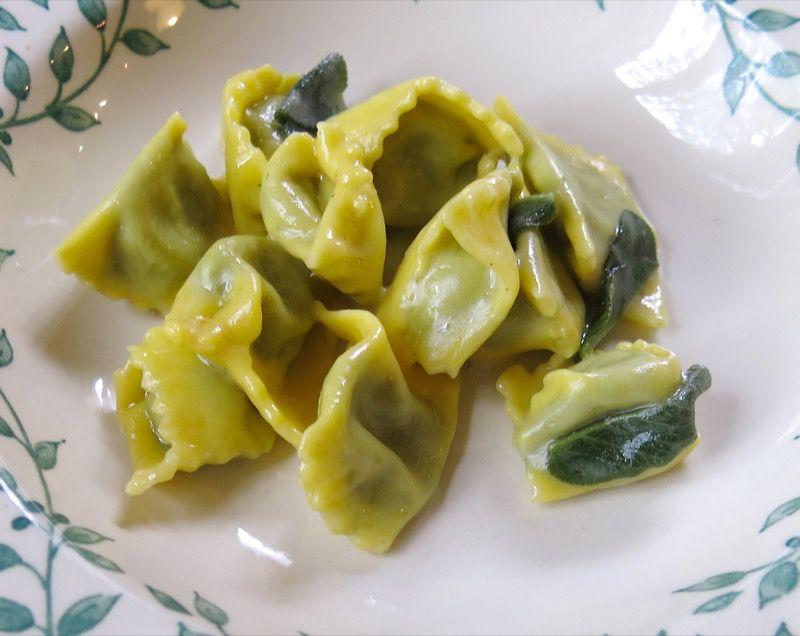 52a Agnolotti del Plin in Sage Butter Sauce