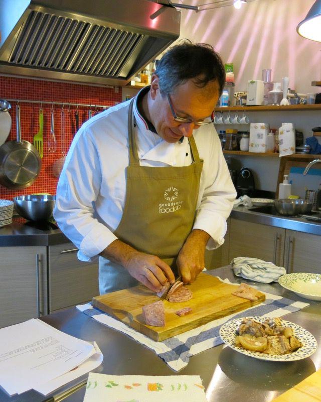 8 Caponet Piemontese Cabbage Rolls