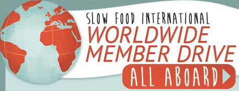 Slow Food International WW Member Drive 2014