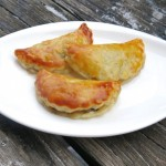 Freezer Appetizers: Mushroom Turnovers with Cream Cheese Pastry