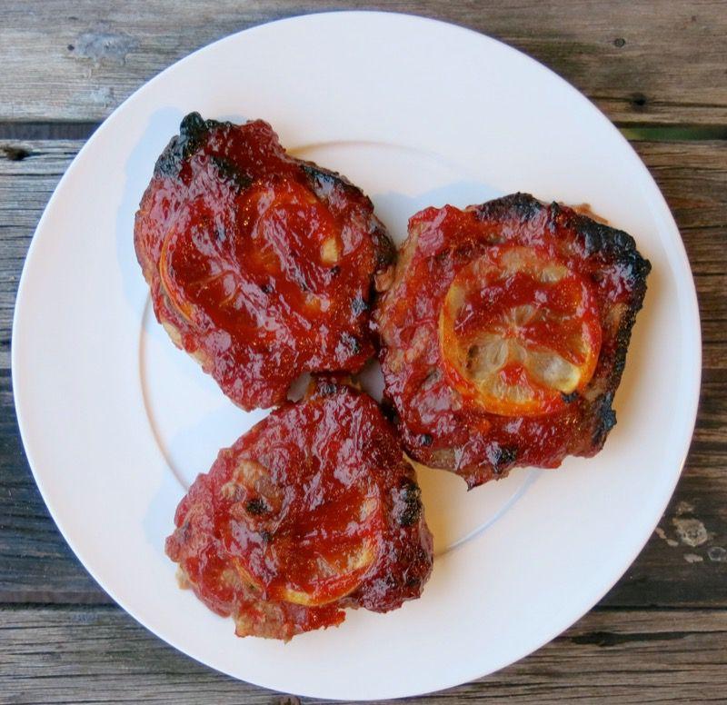 1 Pork Chop Supreme