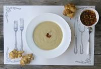 1 Sunchoke Soup