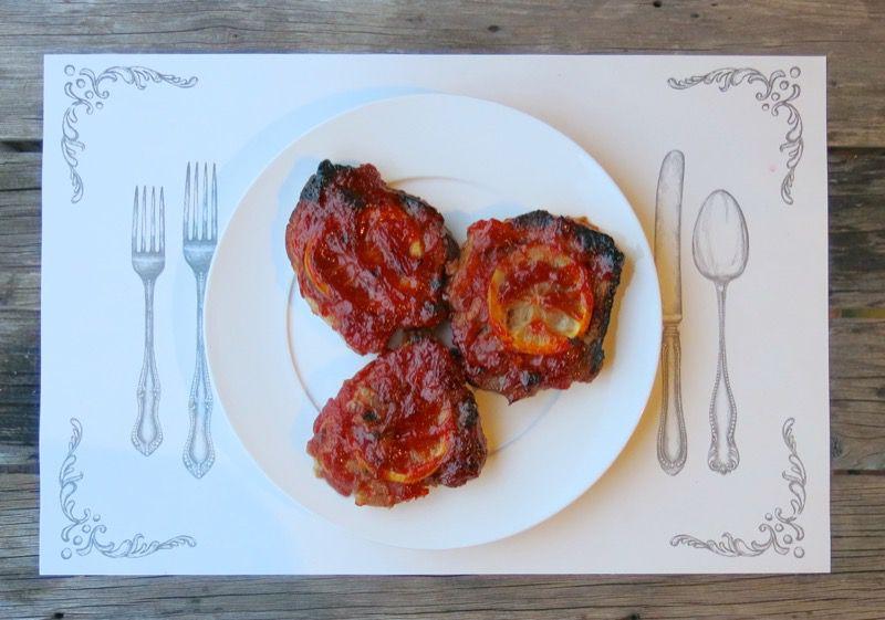 2 Pork Chop Supreme