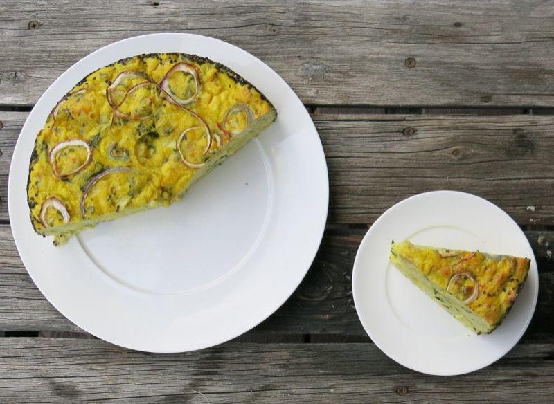 27 Ottolenghi Cauliflower Cake