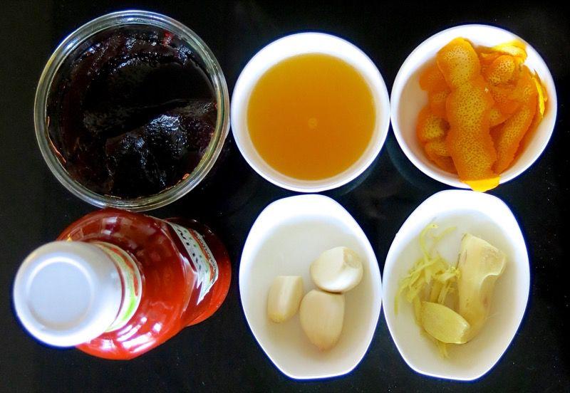 3 Deviant Cumberland Sauce