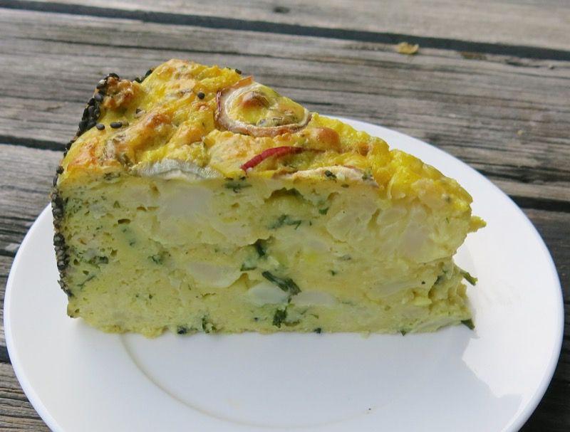 Yotem Ottolenghi S Famous Cauliflower Cake