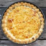 Pâté à la Viande or Acadian Meat Pie