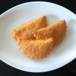 1 Japapeno Pepper Jelly Turnovers with Imperial Cheese Pastry