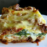 Traditional Canadian Lasagna