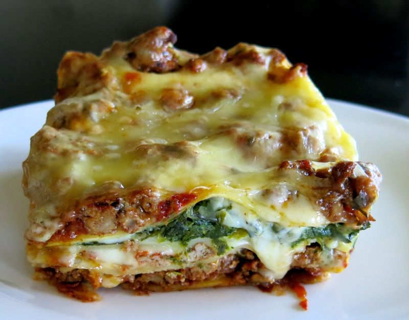 Traditional Canadian Food 1 Traditional Canadian Lasagna