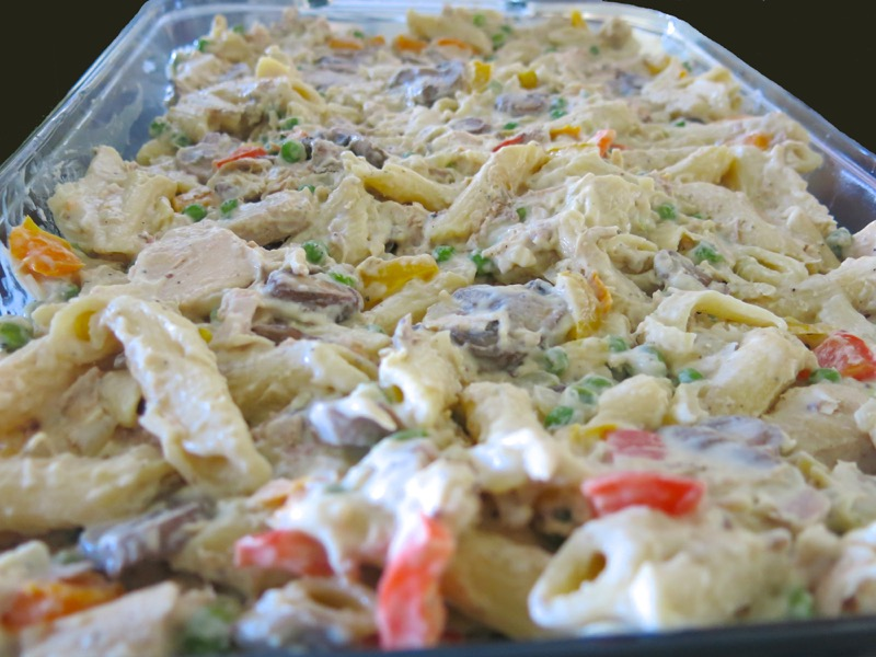 1 Turkey Tetrazzini